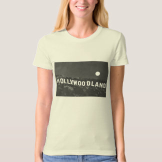 Womens California Landmark T-Shirt