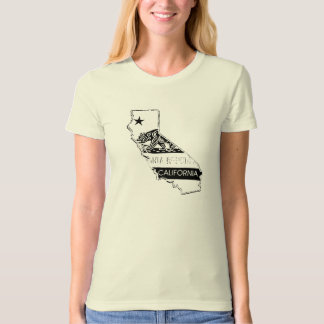 Womens California Love T-Shirt