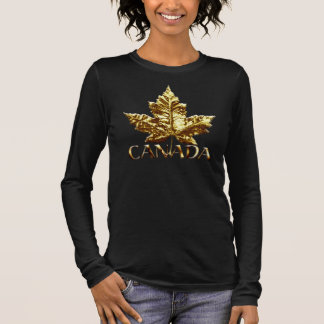 Women's Canada Shirt Plus Size Gold Medal Shirt