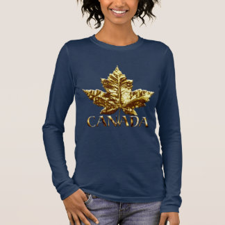 Women's Canada Souvenir Shirt Plus Size Gold Medal