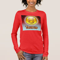 Women's Canvas Fitted Burnout T-Shirt zodiak