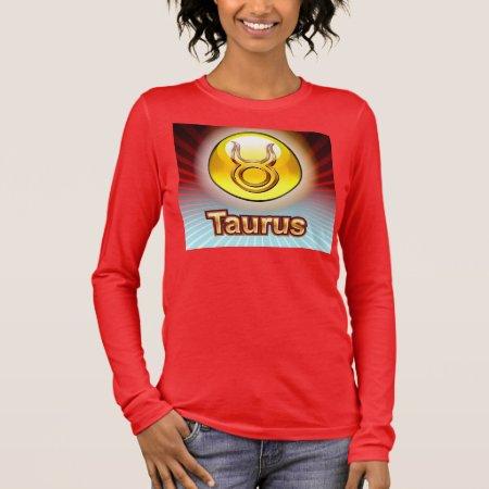 Women's Canvas Fitted Burnout T-shirt Zodiak