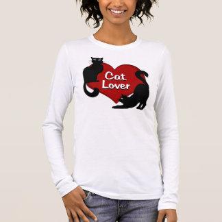 Women's Cat Lover Shirt Plus Size Cat Shirt