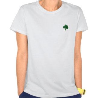 Women's Celtic Knot Shamrock T-shirt