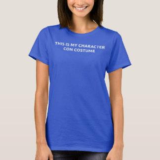 Women's Character Con T-shirt