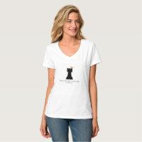 Women's Chess T-Shirts