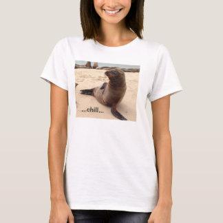 Women's Chill Sea Lion T-Shirt
