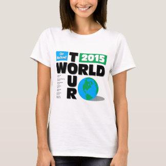 Women's Clan MacDonell World Tour (2015) T-Shirt