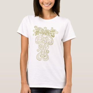 Women's Classic Logo and Hippo Head T-Shirt