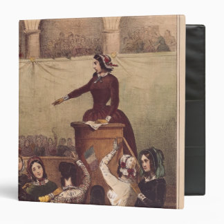 Women's Club, c.1848 3 Ring Binder