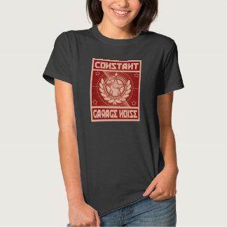 Womens Constant Garage Noise Shirt