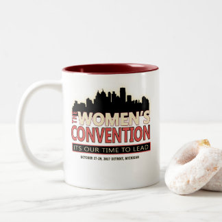 Women's Convention Movement - March Coffee Cup Mug