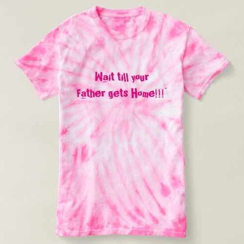 Womens Cyclone Pink Tie_Dye TRENDING T_shirt