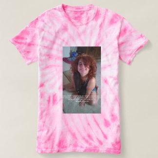 Women's Cyclone Tie-Dye T-Shirt in memory of Eva A