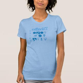 Women's Cypher Text T-Shirt