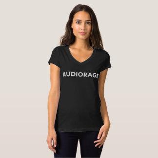 Women's dark jersey T-shirt