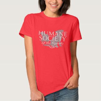 Women's Deep Red Basic Short-Sleeved T-Shirt