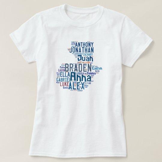 Womens Design 1 T-Shirt