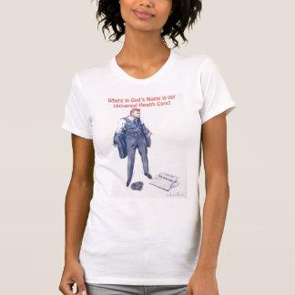 Women's Destroyed T-Shirt