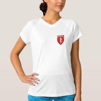 Women's Distressed Azhar Logo T T-Shirt