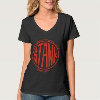 Women's Distressed Stank T-Shirt
