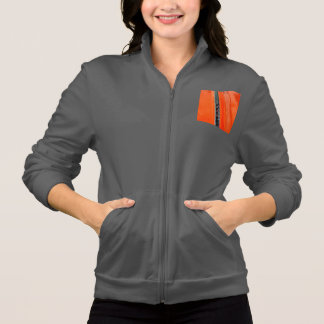Women's Dodge Dart zip jogger Jacket