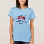 Womens DPA T Shirt