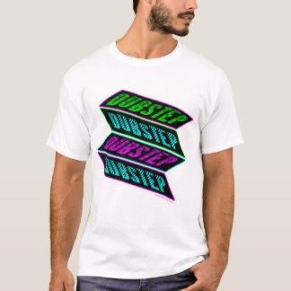 women's DUBSTEP Neon tee shirt