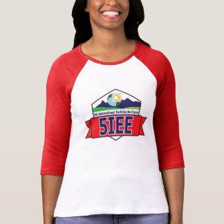 Women's Earthcache 5IEE 3/4 Sleeve T-Shirt