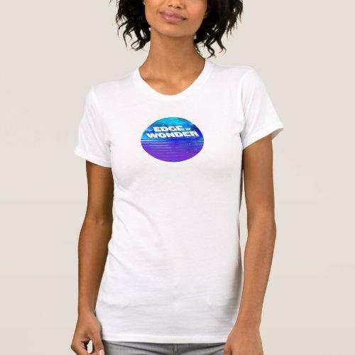 Womens Edge of Wonder T_Shirt