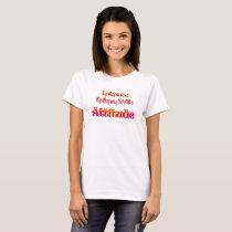 Women's Epileptude #epilepsy T-Shirt