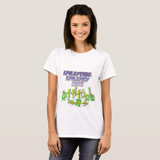 Women's Epileptude t-shirt #epilepsy
