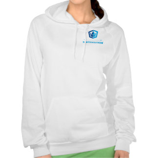 """Women's F/V Northwestern - """"This is what we do"""" Hooded Pullover"""