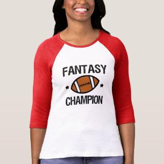 Women's Fantasy Football Champion funny shirt