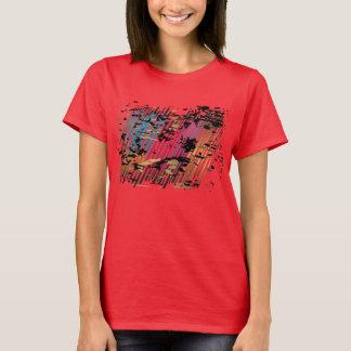 Womens Fashion Grunge T-Shirt