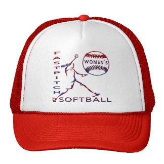 Women's Fastpitch Softball Trucker Hat