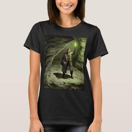 Womens Fear of the Dark Shirt