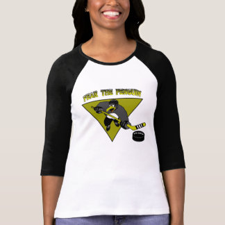 Womens Fear The Penguin T-Shirt