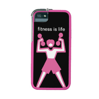 Women's Fitness iPhone 5 Case