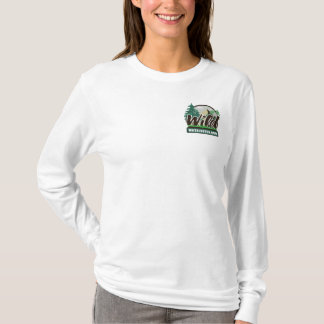 Women's Fitted Hoddie T-Shirt