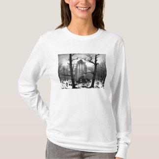 Womens fitted Hoddie T-Shirt