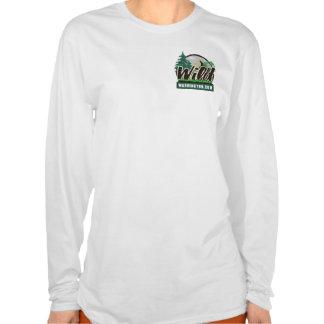 Women's Fitted Hoddie Tshirts