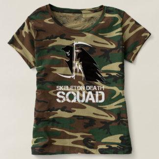 Womens FMSDS Camo T T-shirt