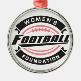 Women's Football Foundation ornament
