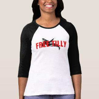Women's Free Tilly Jersey Tee Shirt