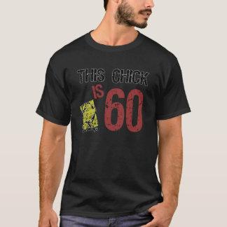 Women's Funny 60th Birthday T-Shirt