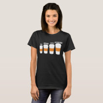 Womens Funny Coffee Autism Mom Fo Tall Grande Vent T-Shirt
