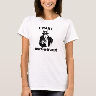 Womens Gas Thief T-Shirt