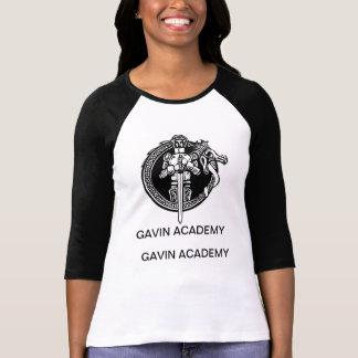 Women's Gavin Academy Baseball Shirt