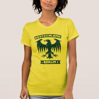Womens German Eagle Deutschland Berlin Tee Shirt
